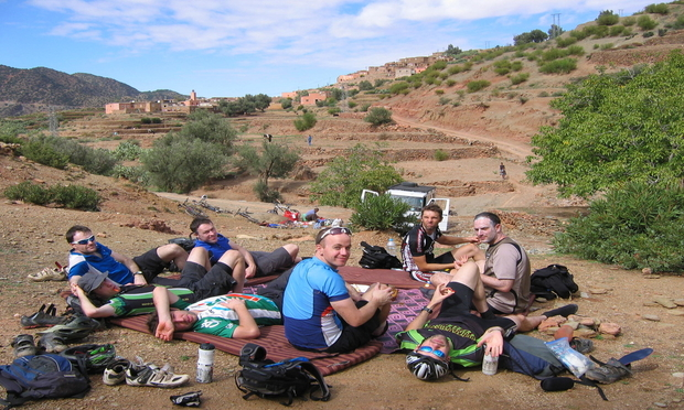 5 DAYS TREK IN ATLAS MOUNTAINS