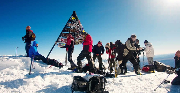 5 days Toubkal trek from Ourika valley