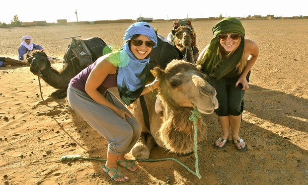 Camel Ride in Asni Day Trips