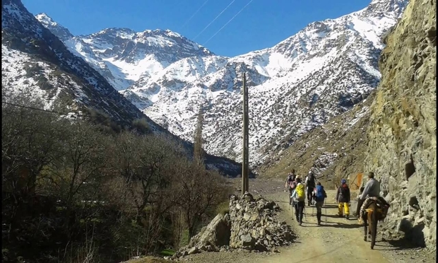 5 Day Berber villages trek - Toubkal High Atlas Trekking