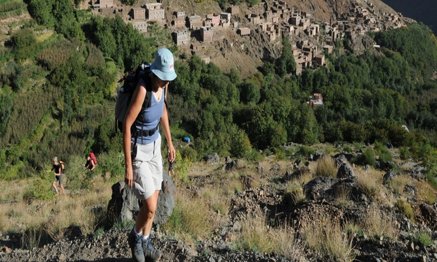 2 Days Trek in Berber Villages of Imlil and Imnane Valley Trek