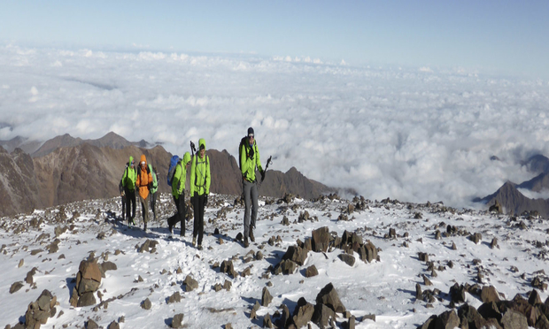2 Days trek in High Atlas Mountain : Mount Toubkal ascent