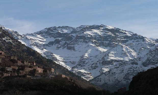 3 Days Berber Villages Trek High Atlas Valley from Marrakech