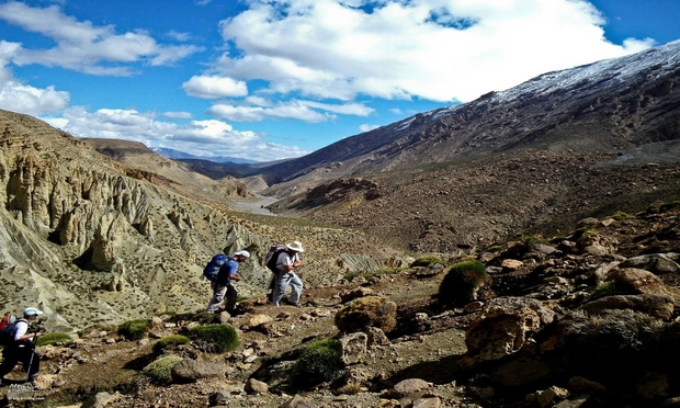 5 days Trek High Atlas valleys