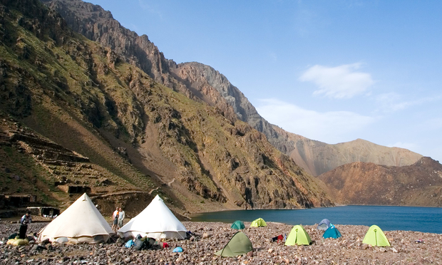 6 Days Toubkal Circuit Trek via Lac Ifni