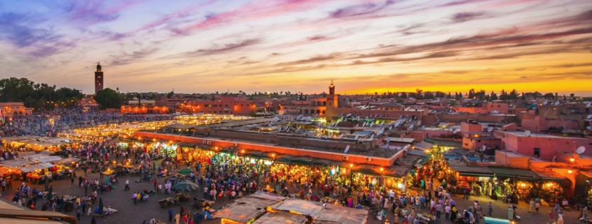 5 Days Trek Atlas and Sahara desert tour from Marrakech