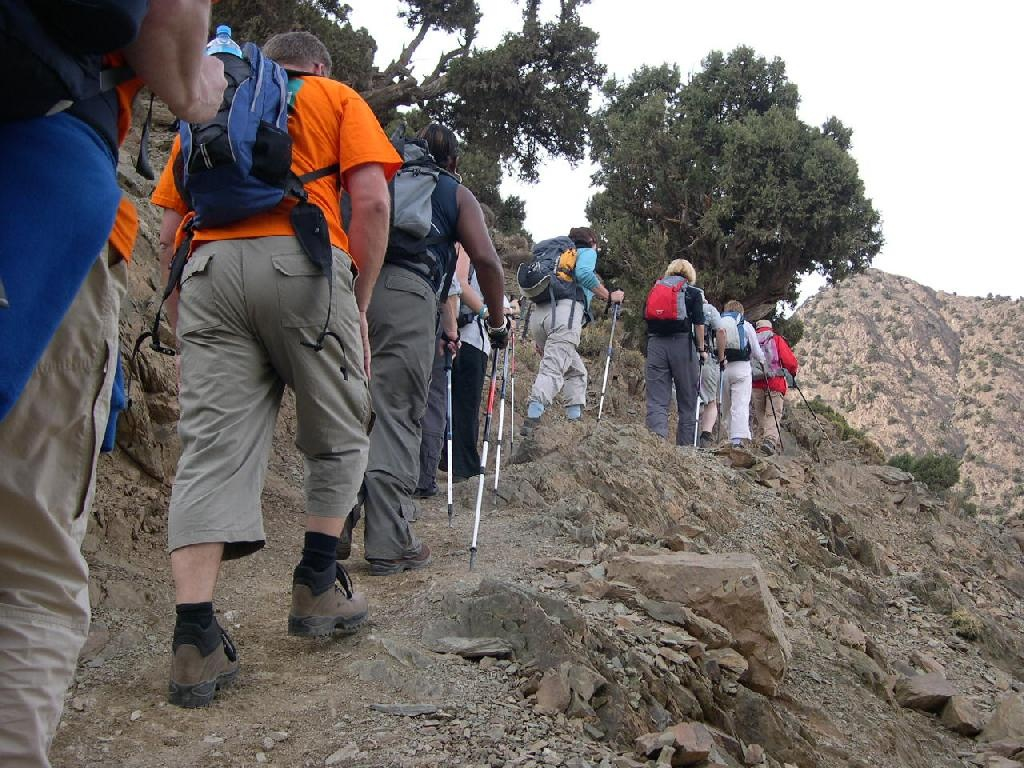 Toubkal Ascent 2 Days trek