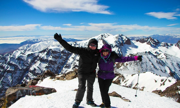 Toubkal Ascent in 3 Days